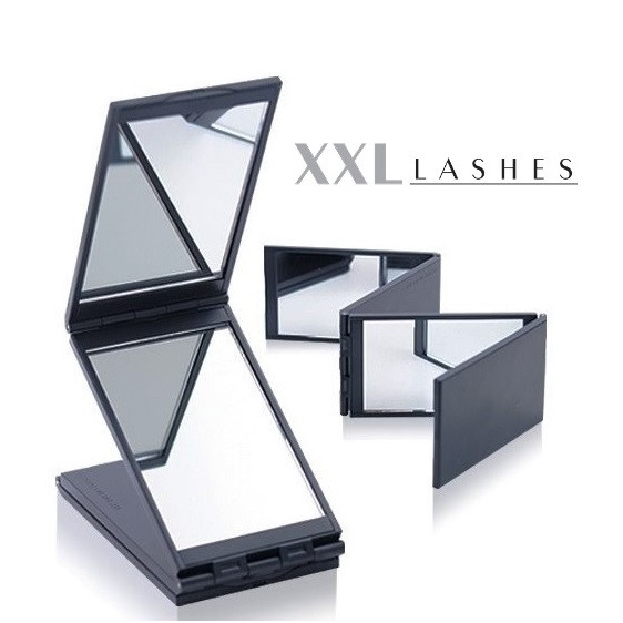 Miroir pliable 4 faces, pour déclencher un« Waouh !» de satisfaction