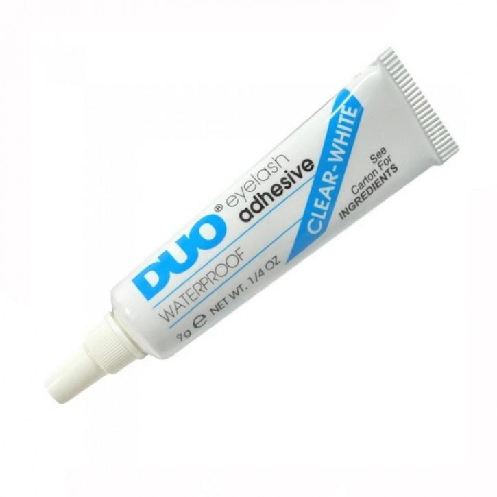 9 ml d'adhésif pour cils en bandes & sourcils artificiels, résistant à l'eau, végétalien