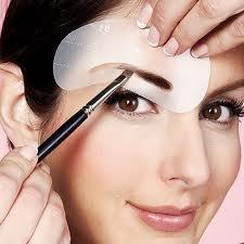 Maquillage de sourcils semi-permanent - Testerblock, 8 couleurs