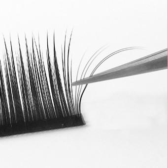 Magic Volume Lashes | D-Curl | 0,07 mm d'épaisseur | longueur de 9 mm