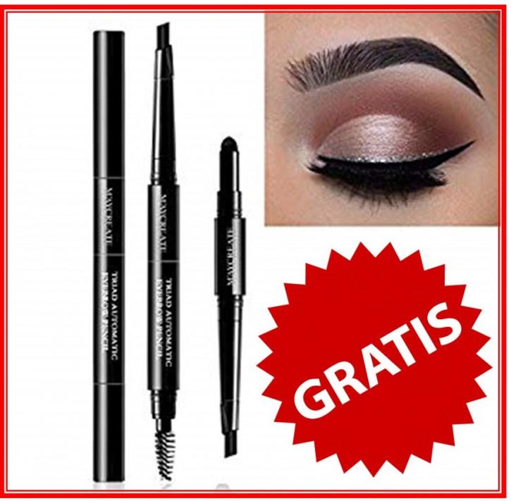 3in1 Eyebrow Pen, crayon à sourcils 3en1