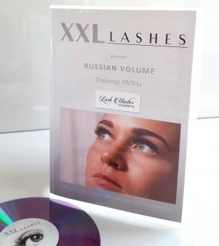 """DVD de formation: Nouvelle méthode """"Volume Russe"""", comment acquérir la technique du nec plus ultra, la formation enfin en ligne!"""