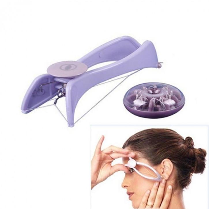 Epily - Épilation au fil, une méthode naturelle pour enlever les poils – fil de coton, épilation poils, épilation sourcils, épilateur poil, épilation poils du visage, épilation duvet