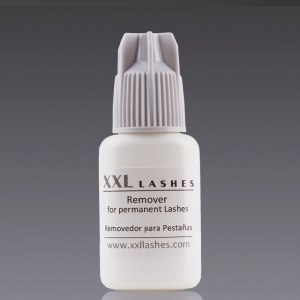 XXL Lashes Remover pour extensions de cils, nettoyant pour enlever l'adhésif des extensions de cils - 10ml
