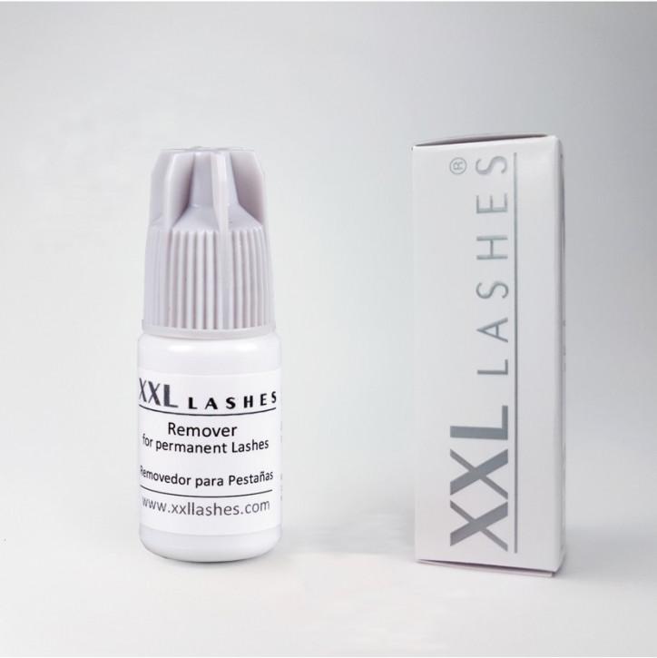 XXL Lashes Remover,  Dissolvant, produit pour enlever les extensions de cils sans goutter, 5 ml
