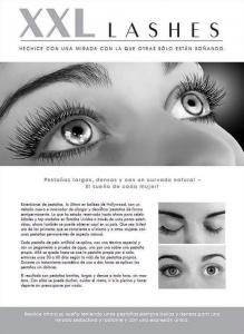 Brochures promotionnelles, 500 pcs A5 -« face» - espagnol, avec sa propre adresse