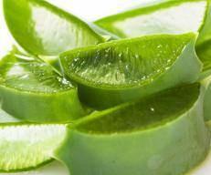 Aloe vera en gel 390 ml, 100 % naturel, extrait de camomille, testé dermatologiquement, soin hydratant pour la peau et les cheveux