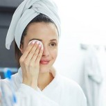 Mascara waterproof – très pratique