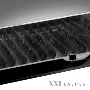 Magic Volume Lashes | D-Curl | 0,07 mm d'épaisseur | longueur de 9 mm